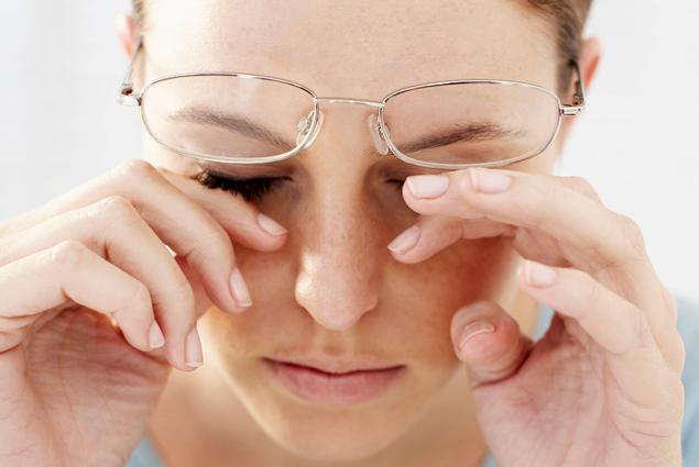 Causes of eye pain